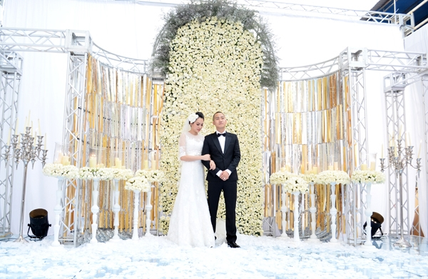 Những đám cưới cổ tích của sao Việt khiến ai cũng ao ước - Tin sao Viet - Tin tuc sao Viet - Scandal sao Viet - Tin tuc cua Sao - Tin cua Sao