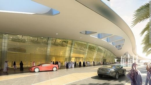 Theo thống kê, Jeddah Tower sẽ mất khoảng80.000 tấn thép và 5,7 triệu mét khốibê tông để xây dựng. Nó sẽ là hạng mục chính trong quần thể Thành phố Jeddah do hai công ty Jeddah Economic và Saudi Arabia's Alinma Investment đầu tư.(Ảnh: CNN)