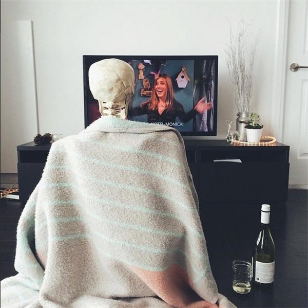 Một phút thư giãn...(Ảnh: Instagram)