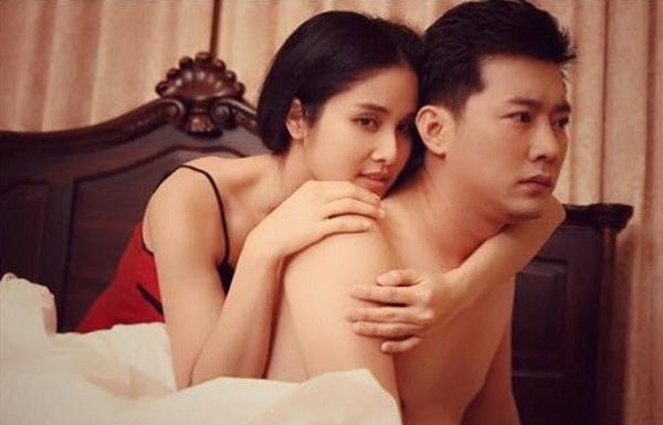Thảo Trang và Khôi Trần trong một cảnh quay của Biệt thự Pensee. - Tin sao Viet - Tin tuc sao Viet - Scandal sao Viet - Tin tuc cua Sao - Tin cua Sao