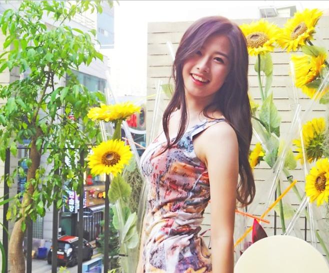 """Choi Jung Moon được mệnh danh là """"nữ thần"""" khi vừa xinh đẹp, quyến rũ lại sở hữu trí thông minh đáng nể.(Ảnh: Internet)"""