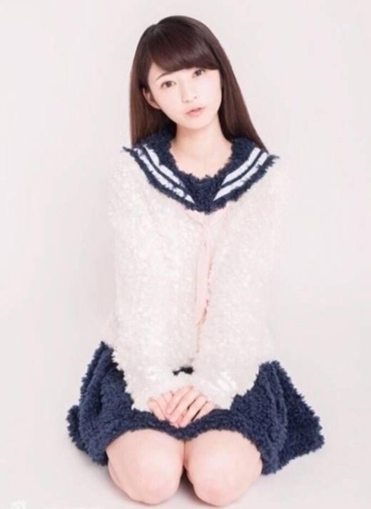 Cô nàng xinh đẹp Sugino Shizuka được xem như là Xuka phiên bản đời thực. (Ảnh: Internet)