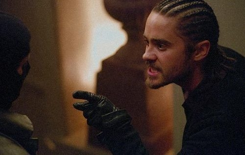 Jared Leto trong Panic Room.
