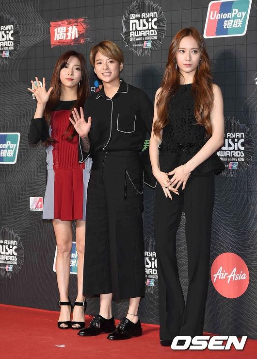 Dàn diễn viên xứ Hàn áp đảo thần tượng Kpop tại MAMA 2015