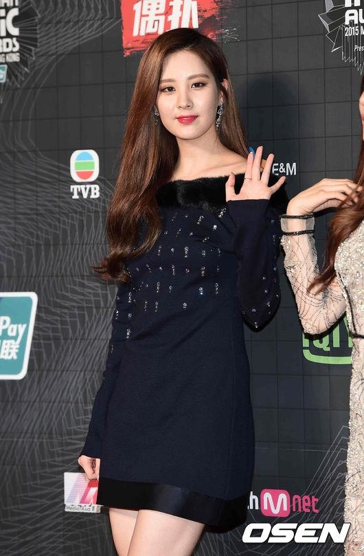 Hai thành viêncòn lại của Taetiseo- Tiffany và Seohyun.