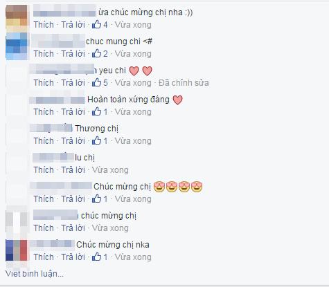 """Trước thông tin này, fan của cô nàng đã không khỏi vui mừng, kéo nhau lũ lượt qua """"tường nhà"""" của Đông Nhi trên mạng xã hội để chia vui cùng thần tượng. - Tin sao Viet - Tin tuc sao Viet - Scandal sao Viet - Tin tuc cua Sao - Tin cua Sao"""
