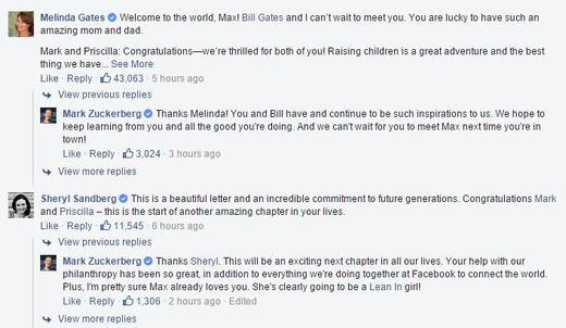 Lời chúc từ những nhân vật nổi tiếng thế giới. (Ảnh: Internet)