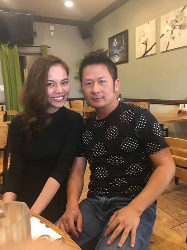 Nữ ca sĩ có dịp gặp gỡ với đàn anh Bằng Kiều tại Mỹ. - Tin sao Viet - Tin tuc sao Viet - Scandal sao Viet - Tin tuc cua Sao - Tin cua Sao