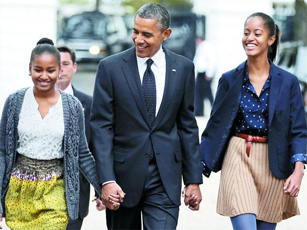 Cả thế giới cũng từng xúc động và tâm phục khẩu phục với từng câu từng chữ trong bức thư Tổng thống Mĩ Barack Obama khi vừa đắc cử.(Ảnh: Internet)