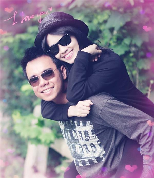 Vợ chồng Triệu Hoàng hạnh phúc đón con trai đầu lòng - Tin sao Viet - Tin tuc sao Viet - Scandal sao Viet - Tin tuc cua Sao - Tin cua Sao