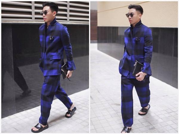 Phong cách thời trang của Hoàng Ku luôn được đánh giá cao bởi sự phá cách độc đáo, mới lạ và luôn sẵn sàng đón đầu những xu hướng mới.