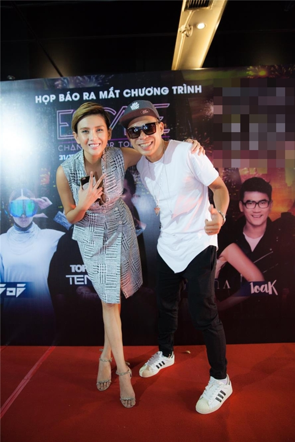 Nhờ khả năngcảm nhận âm nhạc, Võ Hoàng Yến tự tin bản thân sẽ thành công khi trở thành một DJ. - Tin sao Viet - Tin tuc sao Viet - Scandal sao Viet - Tin tuc cua Sao - Tin cua Sao