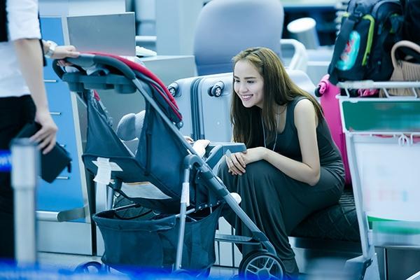 Hoa hậu Thế giới người Việt khoe mặt mộc xinh đẹp. - Tin sao Viet - Tin tuc sao Viet - Scandal sao Viet - Tin tuc cua Sao - Tin cua Sao
