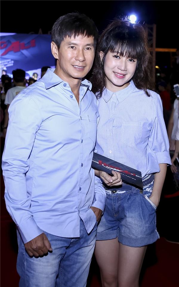 Vợ chồng Lý Hải - Minh Hà - Tin sao Viet - Tin tuc sao Viet - Scandal sao Viet - Tin tuc cua Sao - Tin cua Sao