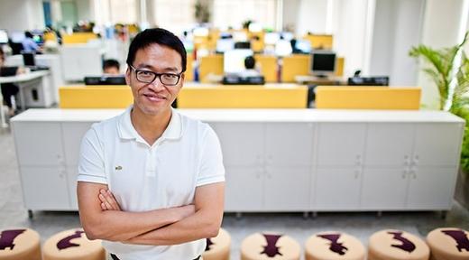 Lê Hồng Minh – Nhà sáng lập, CEO VNG.
