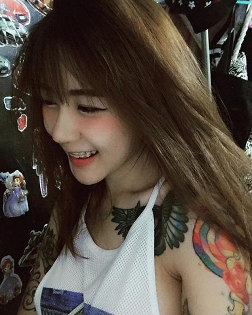 Những hình ảnh dễ thương của cô nàng cũng thu hút rất nhiều sự chú ý. (Ảnh: Instagram)