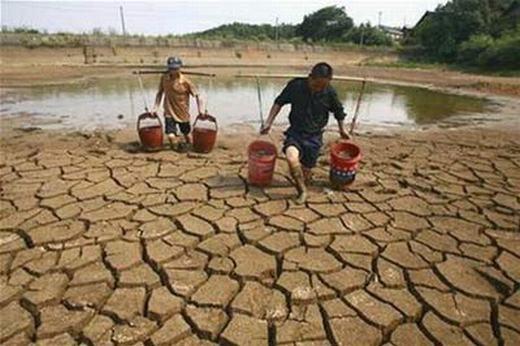 Tương lai, nước ngọt có thể khan hiếm hơn rất nhiều. (Ảnh: Internet)