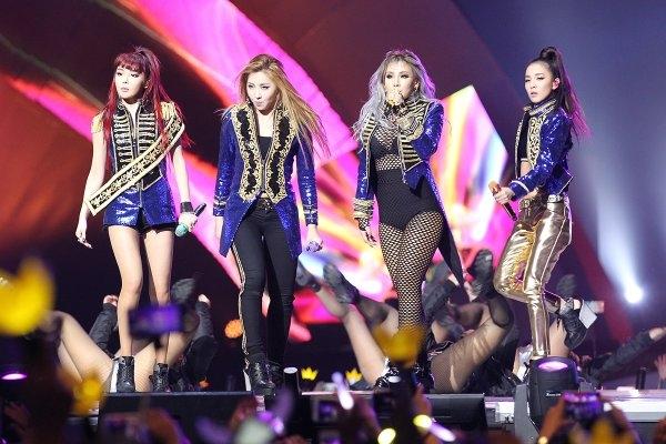 2NE1 trở lại, Park Bom tiếp tục hứng gạch đá