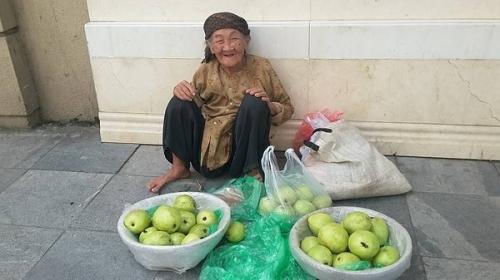 Cụ bà năm nay 89 tuổi.