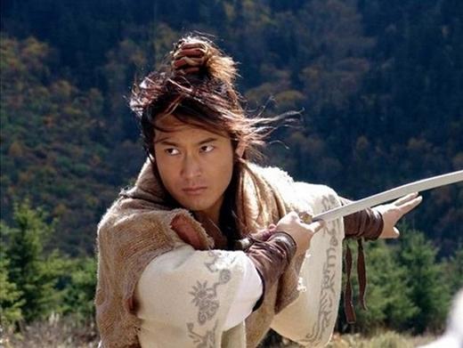 Dương Quá học được toàn chân kiếm pháp khi ở trong Cổ Mộ. (Ảnh: Internet)
