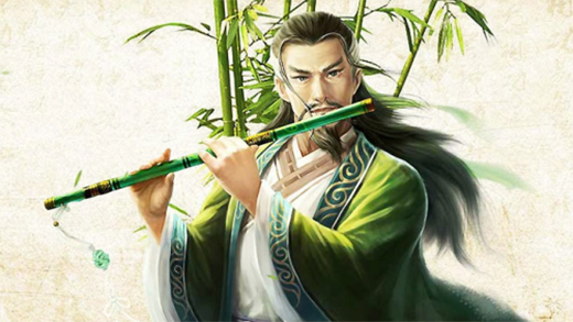 Thiên tài võ học Hoàng Dược Sư là người sáng tạo, truyền thụ cho Dương Quá Ngọc Tiêu Kiếm Pháp và Đạn Chỉ Thần Công (Ảnh: Internet)