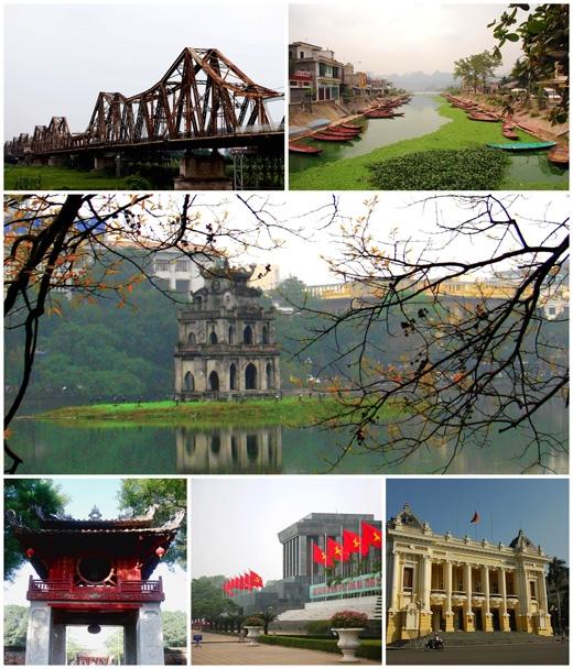 Hà Nội đang là điểm đến hấp dẫn của nhiều du khách trên thế giới. (Ảnh: Internet)