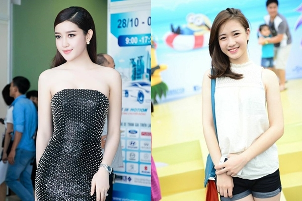 Bạn sẽ ngạc nhiên khi biết các sao nữ và hot girl này bằng tuổi - Tin sao Viet - Tin tuc sao Viet - Scandal sao Viet - Tin tuc cua Sao - Tin cua Sao