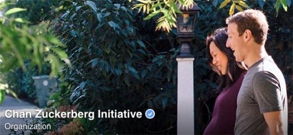 Trang Facebook về quỹ từ thiện do ông chủ Mark Zuckerberg và vợ đồng sáng lập.