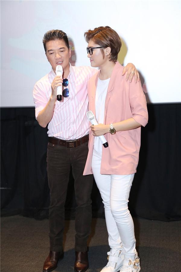 Mr. Đàm thấy hãnh diện khi Vicky Nhung dời ngày ra mắt MV vì mình - Tin sao Viet - Tin tuc sao Viet - Scandal sao Viet - Tin tuc cua Sao - Tin cua Sao