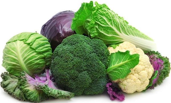 Các loại rau họ cải có thể gây mất ngủ nếu bạn ăn nhiều vào bữa tối. Ảnh: Huffingtonpost.com