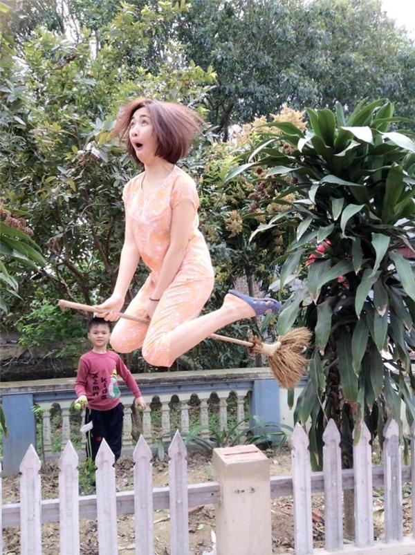 Không thể chịu nổi sự hồn nhiên như con nít của sao Việt - Tin sao Viet - Tin tuc sao Viet - Scandal sao Viet - Tin tuc cua Sao - Tin cua Sao