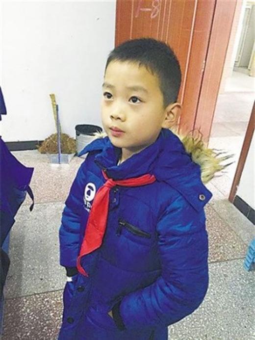 """Cậu bé 7 tuổi này sau đó trở thành """"vị anh hùng nhí""""."""