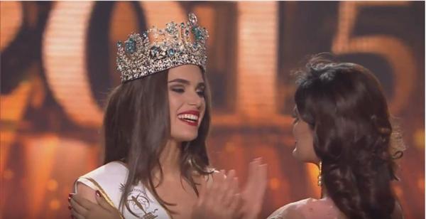 Lệ Quyên bất ngờ chiến thắng giải phụ tại Hoa hậu Siêu quốc gia 2015 - Tin sao Viet - Tin tuc sao Viet - Scandal sao Viet - Tin tuc cua Sao - Tin cua Sao