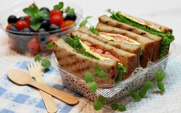 2 cách làm bánh mì ăn sáng vừa gọn vừa ngon