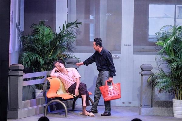 Diễn viên Khánh Nam bị Trường Giang làm khó khi tham gia chương trình hài thực tế. - Tin sao Viet - Tin tuc sao Viet - Scandal sao Viet - Tin tuc cua Sao - Tin cua Sao