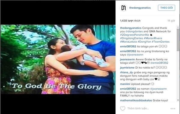 Vợ chồng mĩ nhân đẹp nhất Philippines hạnh phúc được truyền thông Việt quan tâm