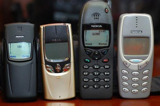 Những chiếc điện thoại này có giá chỉ vài trăm ngàn đồng. (Ảnh: Internet)