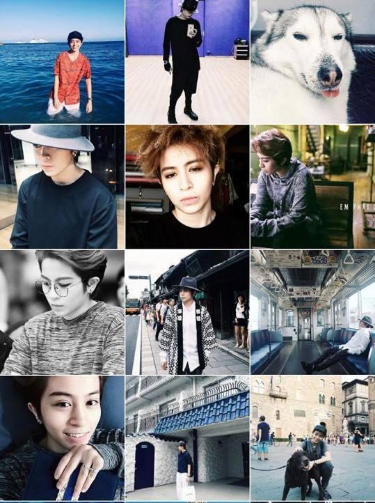 Instagram của Gil Lê gần đây không còn đăng ảnh với Chi Punữa. - Tin sao Viet - Tin tuc sao Viet - Scandal sao Viet - Tin tuc cua Sao - Tin cua Sao