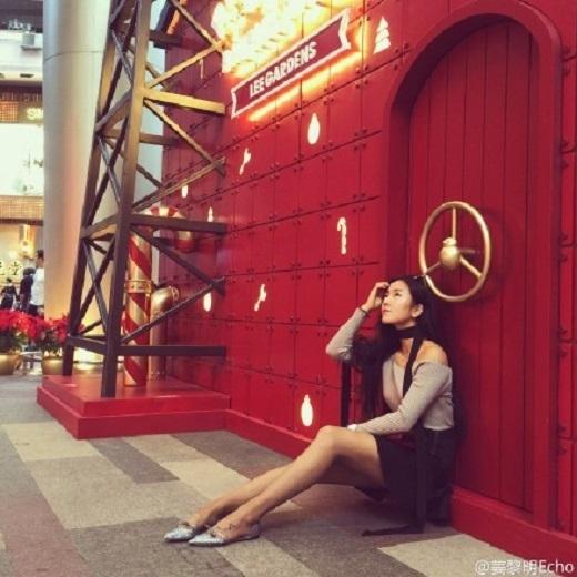 Với 80.000 lượt theo dõi trên mạng xã hội, cái tên Khương Lê Minh đang dần trở thành hình mẫu lí tưởng của phụ nữ Trung Quốc. (Ảnh: Internet)