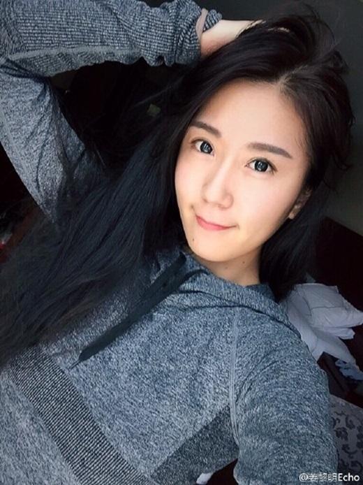 """Không chỉ sở hữu thân hình quyến rũ, gương mặt của Khương Lê Minh cũng rất dễ làm người khác """"liêu xiêu"""".(Ảnh: Internet)"""