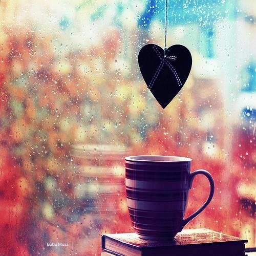 Tình đơn phương như tách cafe đen …