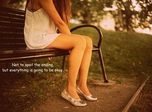 Đôi khi thấy cô đơn...