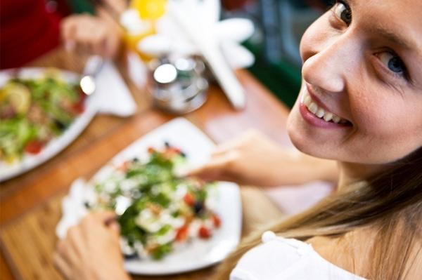Mẹo ăn thoải mái vẫn giảm cân nhanh!