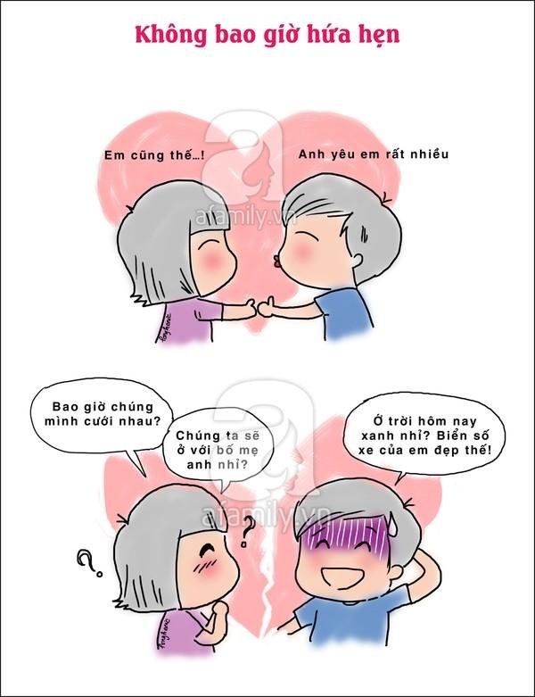 Funny: Nhận diện anh chàng yêu bạn chỉ vì
