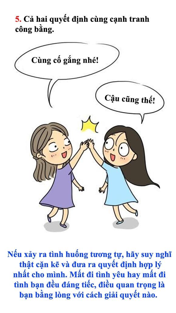 [Funny] Khi hai bạn thân cùng yêu một người!