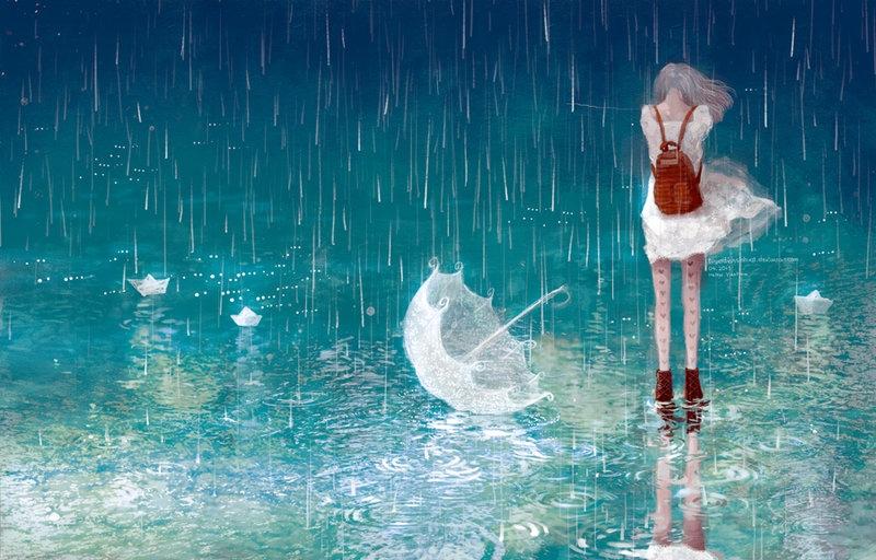 [Tản văn] Tháng bảy mưa ngâu bắc cầu ô thước