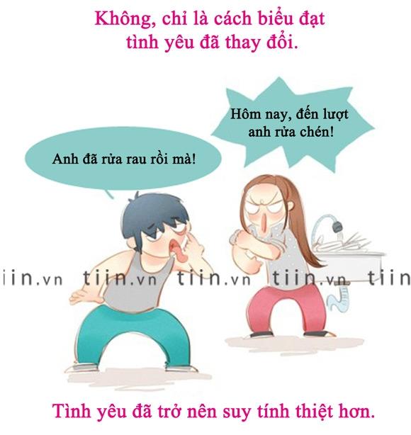 Funny: Còn bên nhau là vẫn còn yêu!
