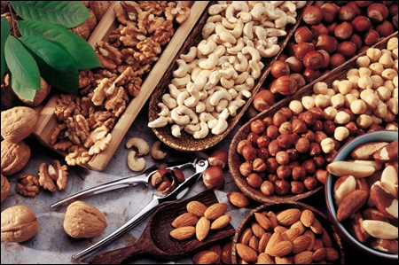 Ăn quả hạch mỗi ngày giúp giảm nguy cơ chết sớm