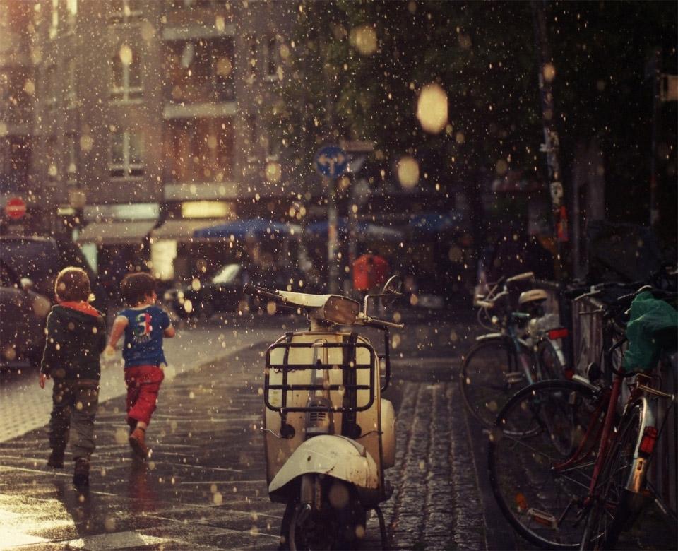 Truyện ngắn: Câu chuyện ngày mưa