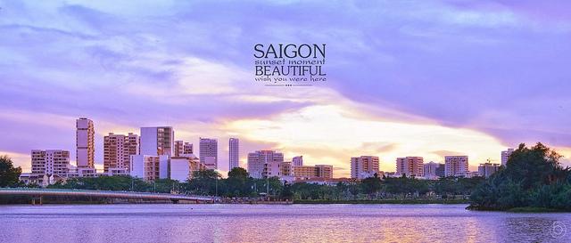 Gặp lại anh, giữa Sài Gòn…